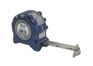 "Tape Measurer - 16' x 1"" Stainless Steel"