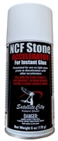 NCF Stone Accelerator Aerosol Spray - Black Can, 6 oz