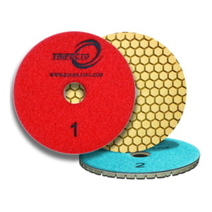 Trifecta Premium 3 Step Wet Pad - Step 2
