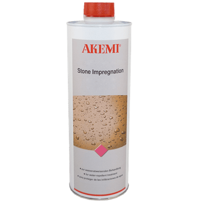 Akemi Stone Impregnating Sealer - 1.3 Gallon